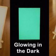 Luminescent Séance Plaque